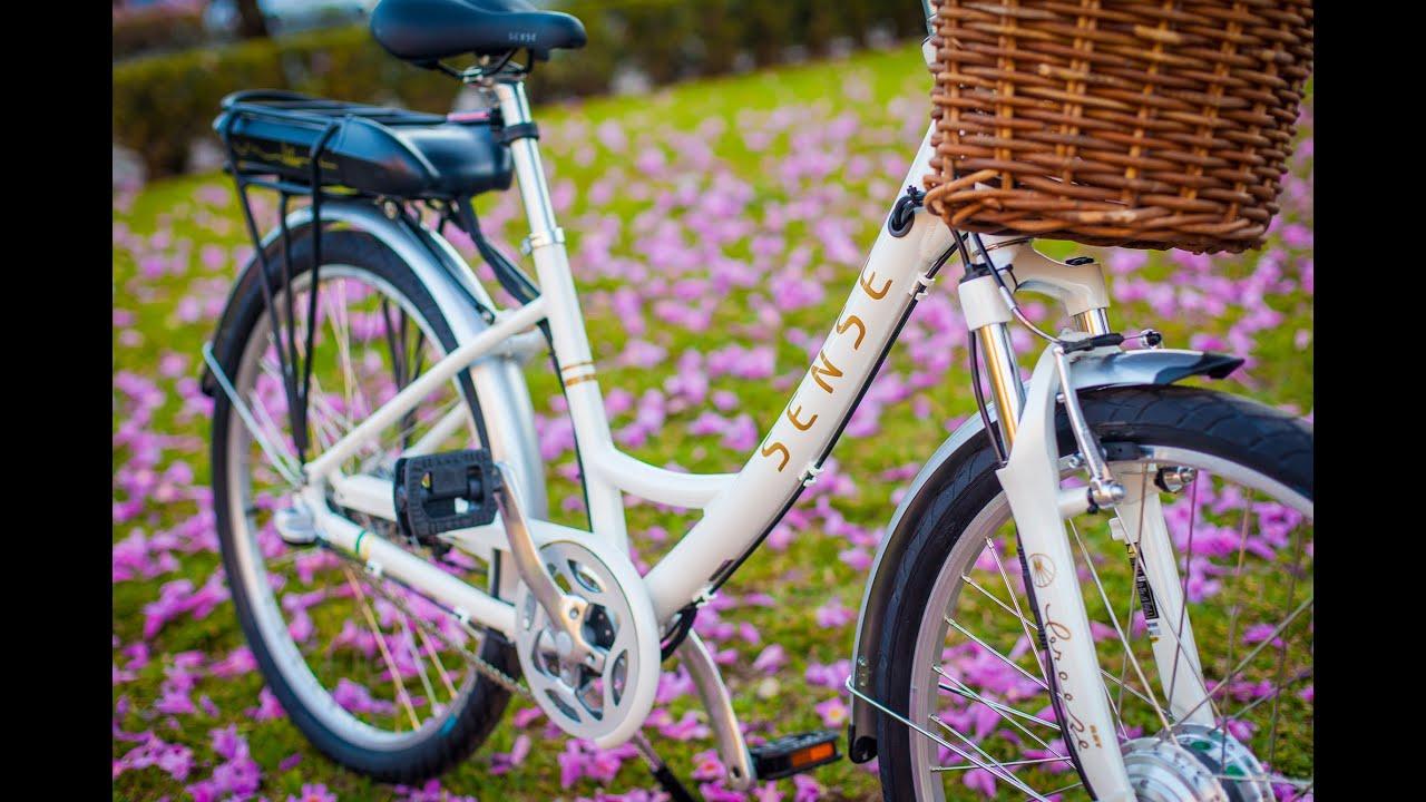 Bicicleta El 233 Trica Sense Breeze Youtube