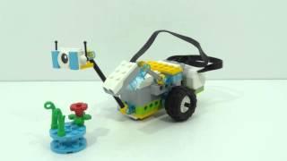 Milo. Vehículo espacial. Set básico Lego WeDo 2.0 (45300)