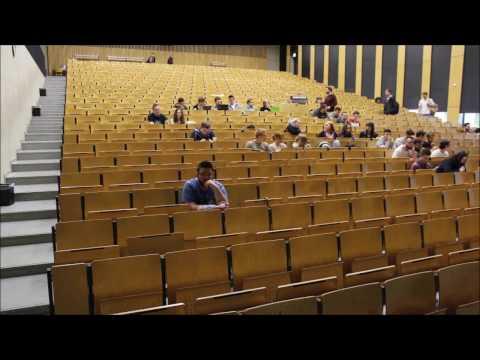 Ein Tag an der Uni Koblenz [Timelapse]