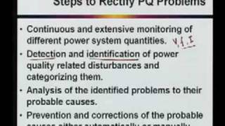 Module 1 Lecture 2 Power System Operations and Control