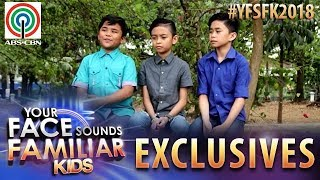 YFSF Kids 2018 Exclusives: TNT Boys as Bee Gees - Week 1 Preparation