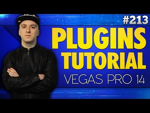 Vegas Pro 14: How To Install External Plugins - Tutorial #213