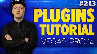 Vegas Pro 14: How To Install External Plugins - Tutorial #213