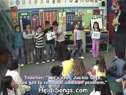 Addition song - Musical Math