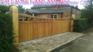 Wood Driveway Gate Designs Woodworking Projects Amp Plans