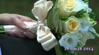 Свадьба Марии и Александра 18 07 2014