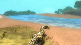 Spore Планета динозавров часть 2