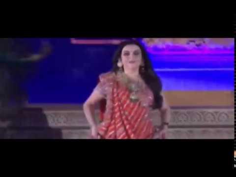 Nita Ambani s Shri Krishna Madhurashtakam dance performance at Udaipur