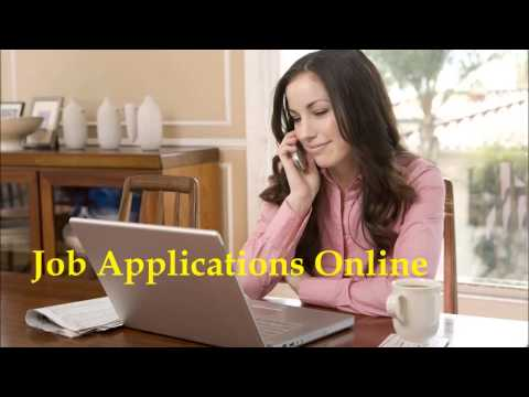 Job Applications Online - Apply For Work