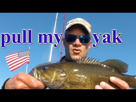 Smallies With Fight - Lake Mahopac