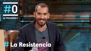 LA RESISTENCIA - El oso sospechoso | #LaResistencia 11.09.2019