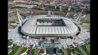 Лучшие футбольные стадионы Италии The best football stadiums in Italy