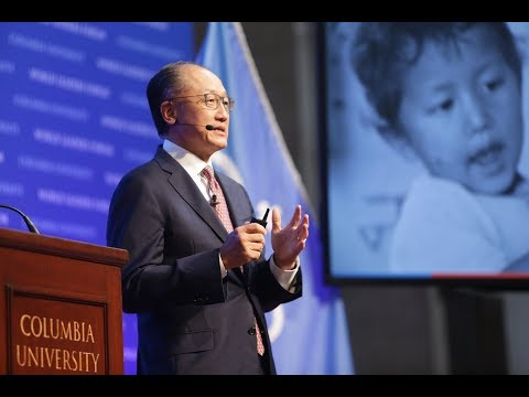 World Bank President - Human Capital & Job Automation