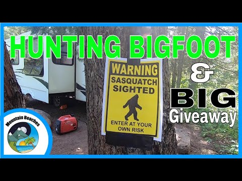 Bigfoot Hunting - The Hunt For The Mighty Sasquatch