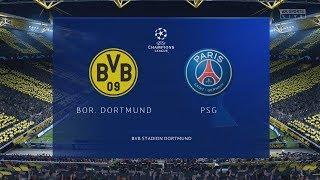 Borussia Dortmund vs PSG 2-1 All Golas & Highlights - Champions League - 2020