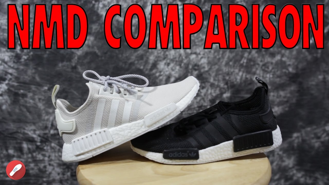 adidas nmd fake comparison youtube. Black Bedroom Furniture Sets. Home Design Ideas