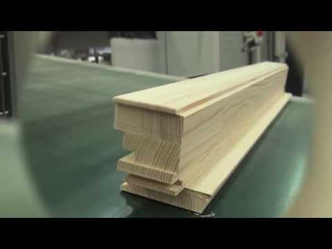 Изготовление деревянных окон на комплексе Контурекс фирма Окна от Природы