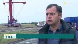 Wind generators are being installed in North Kazakhstan region