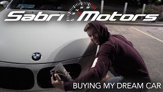 BUYING MY DREAM CAR AT 18 YEARS OLD!!!