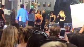 Little Mix - TODAY SHOW - Soundcheck - Move