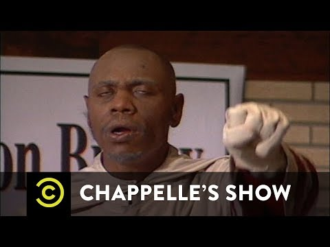 "Chappelle's Show - ""Frontline"" - Clayton Bigsby Pt. 2 - Uncensored"