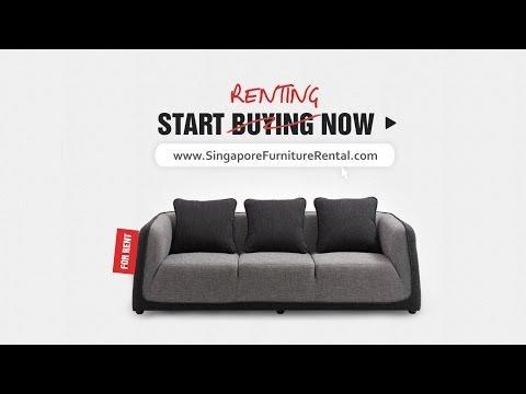 Furniture Rental Online - How it Works - Singapore Furniture Rental
