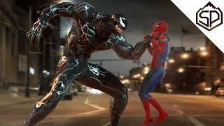 ВЕНОМ против Человека-паука | Том Харди против Тома Холланда