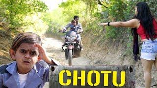 "छोटू का क्राइम पेट्रोल | ""CHOTU C I D"" | Khandesh Comedy Video"