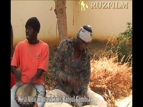 West Africa tradition music
