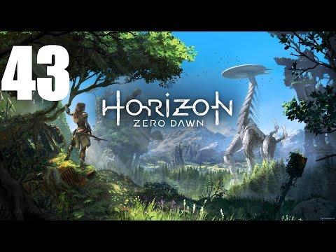 Let's Platinum Horizon Zero Dawn 43 - All Cores Overridden (PS4 Pro)