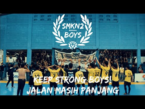 SMKN 2 Bandung Boys Documentary│ Pocari Cup 2018