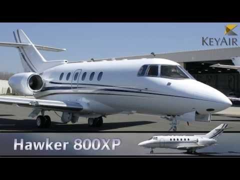 Hawker 800XP Private Jet Charter