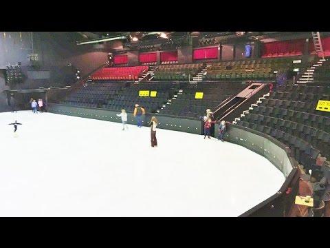 Ice Skating Review Blackpool Arena Pleasure Beach