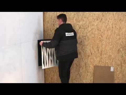 Artnovion Corner Bass Trap Installation