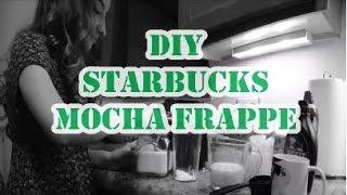 DIY | Starbucks Mocha Frappe Thumbnail