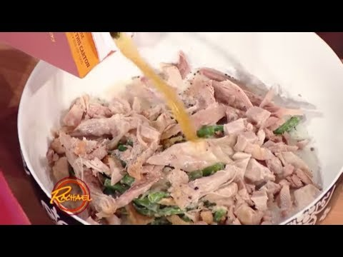 3 Drool-Worthy Ways To Use Up Thanksgiving Leftovers | Rachael Ray Show