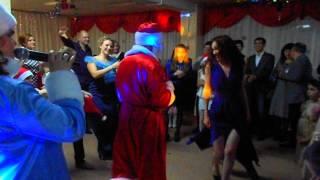 Секс бомб Дед Мороз