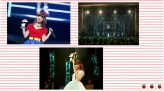 内田彩 1stライブ打ち上げ&2ndアルバム「Blooming!」発売記念特番 1/4.