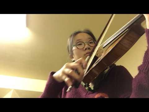 Beethoven Letter M 1st vioin
