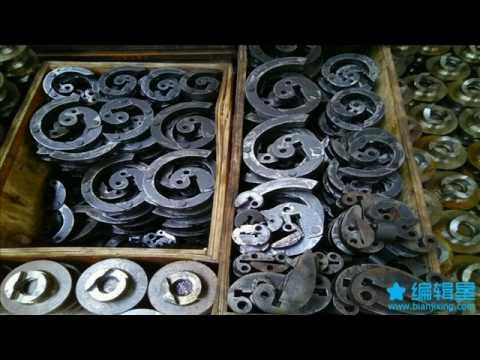wrought iron machine  scroll bender, embossing machine,end hot forging machine