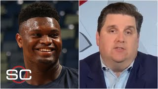 What are the Pelicans' short- and long-term plans for Zion Williamson? | SportsCenter