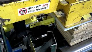 Updated automatic edge protector applicator