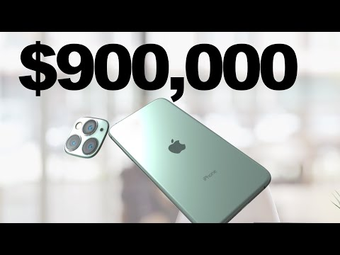 $900,000 to unlock your iPhone