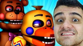 TODOS QUE JOGARAM A ULTIMATE CUSTOM NIGHT PRECISAM VER ESTE VÍDEO 😜 FNAF - HUEstation