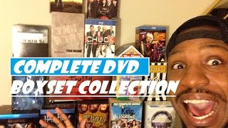 My Entire Blu Ray and DVD Collection: Box Set Edition 2015