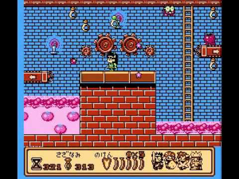 Banana Prince NES (Bananan Ouji no Daibouken (J), 100% complete) - Real Time Playthrough
