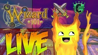 Wizard101 LIVE:  HOW TO BE A WIZ HEAD