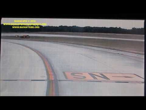 GROUND CAMERA - TAXI TO TAKE-OFF FROM IAH (HOUSTON)