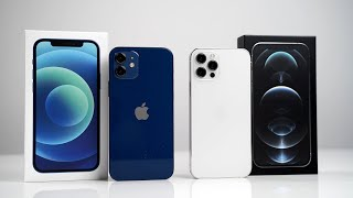 Unboxing: Apple iPhone 12 & 12 Pro (Deutsch) | SwagTab