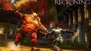 Repeat youtube video Видеообзор игры Kingdoms of Amalur Reckoning + геймплей